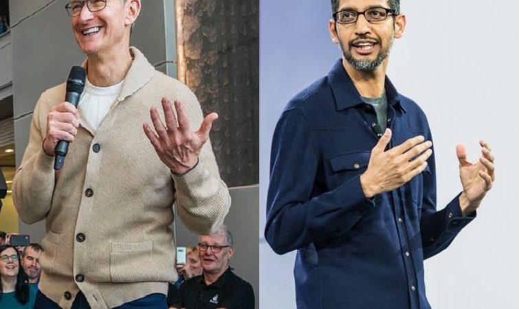 壟斷手機系統市場?英國對Google與蘋果啟動調查
