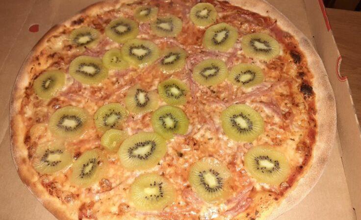 比夏威夷更母湯!瑞典男創「奇異果披薩」氣瘋義大利人 老婆凍未條提離婚