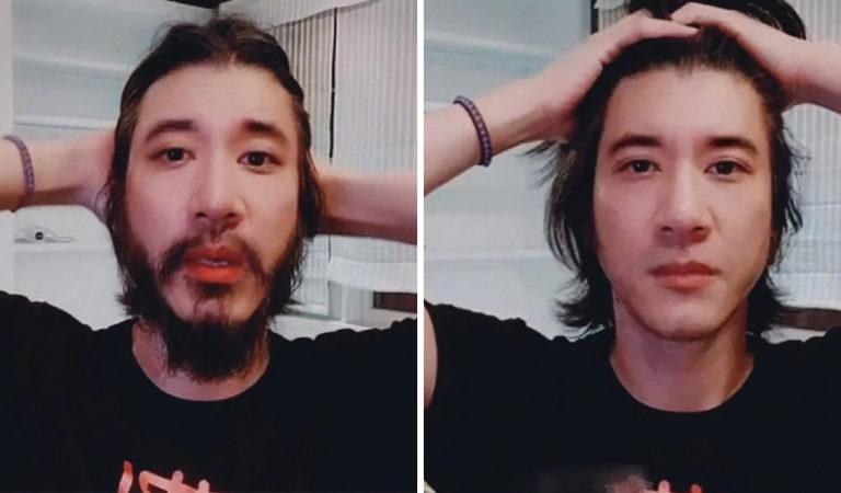 亞洲版基努李維!王力宏「直播刮鬍子」1200萬人搶看 1小時秒賺2500萬台幣
