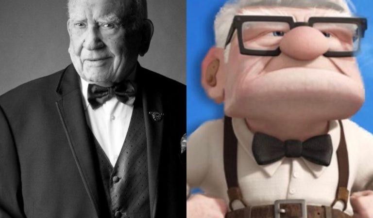 《天外奇蹟》卡爾爺爺配音男星在家中平靜逝世!享耆壽91歲